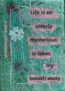 mysterious life green