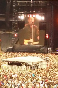 Bruce Springsteen Wembley June 2013