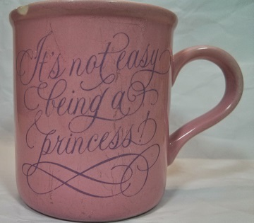 Its not easy being a princess
