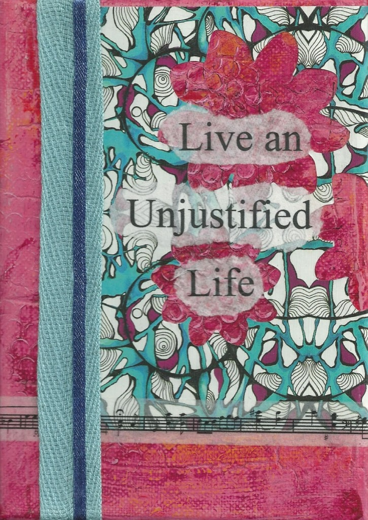 unjustified life pink