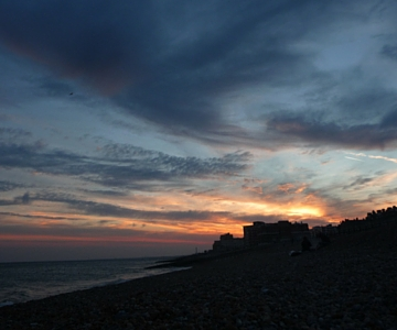 Hove Sunset