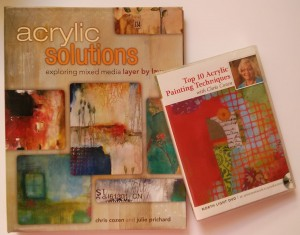 Acrylic Solutions Book and DVD